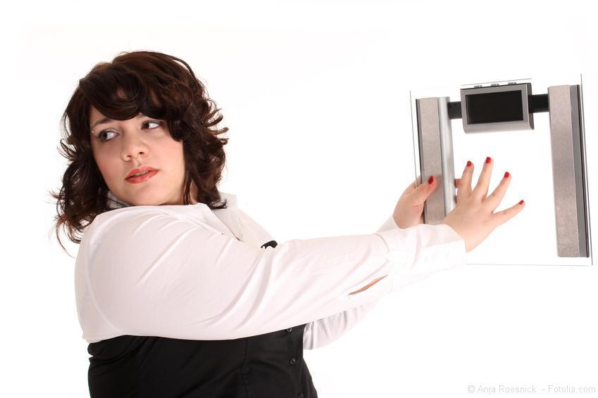 Diätfrei abnehmen - keine Gewichtskontrolle