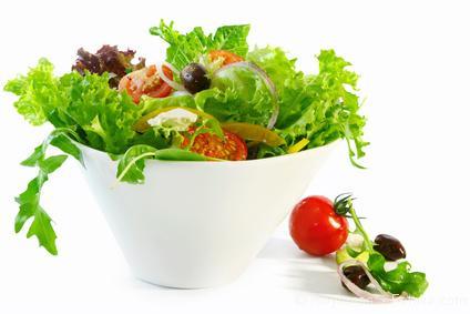Diätfrei Abnehmen sogar ohne Salat möglich